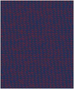 Coperta di lana Tuned blu...