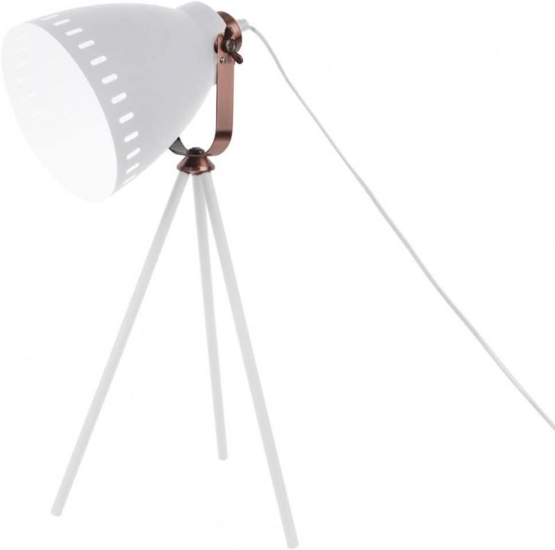 Lampada da tavolo Mingle 3 gambe in metallo