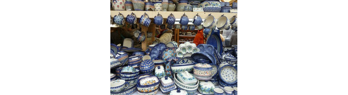 Porcelains, Ceramics and Crystals